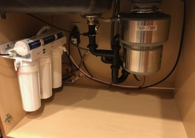 Reverse Osmosis Water Filtration System 0022
