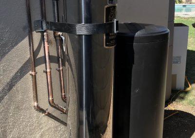Water Softener Installed