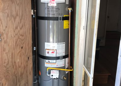 50 Gallon Rheem Water Heater
