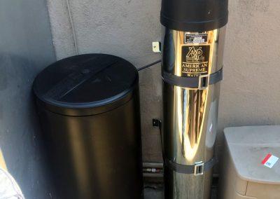 Water Softener Changeout
