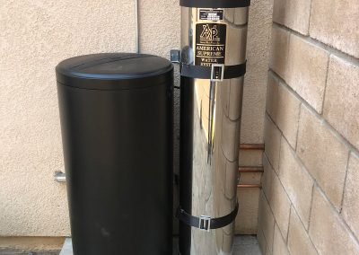 Water Softener Installation in Cornice